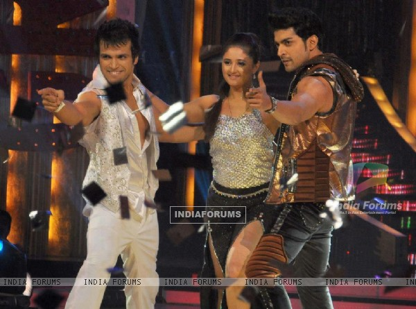 Rithvik, Rashmi and Gurmeet