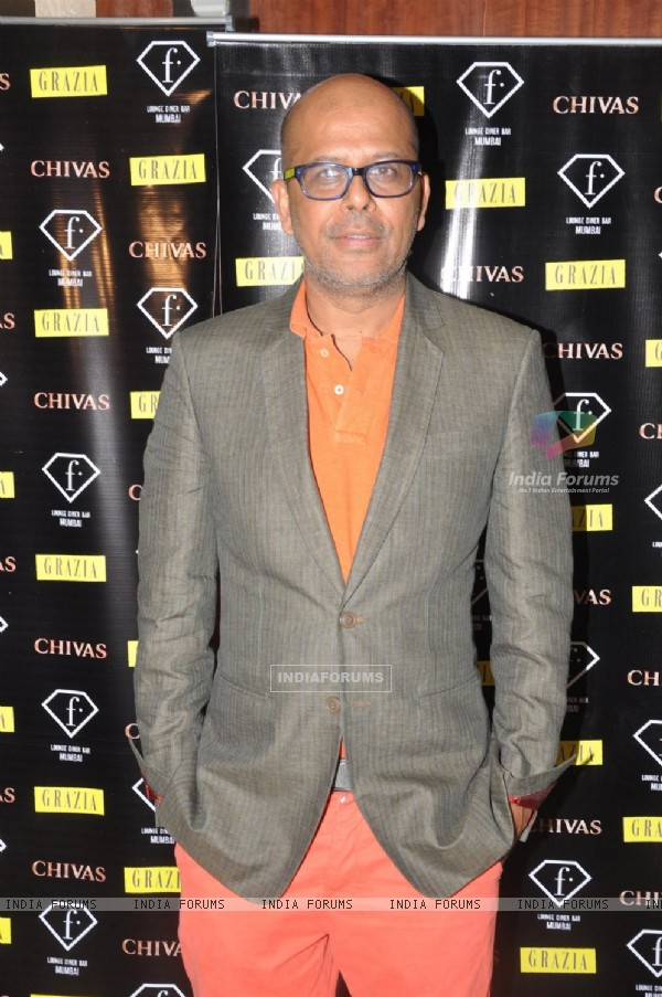 Launch of  F in Focus a fashion centric concept by F Lounge Diner Bar with designer Narendra Kumar in Mumbai.
