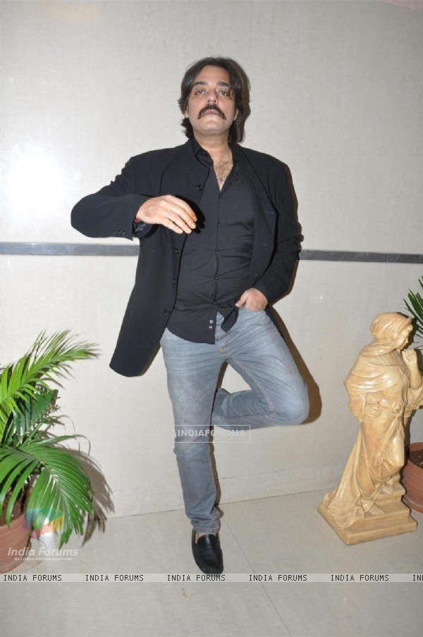 Bollywood actor Chandrachur Singh during the film Prem Mayee press meet at Hotel Four Seasons in Juhu, Mumbai.