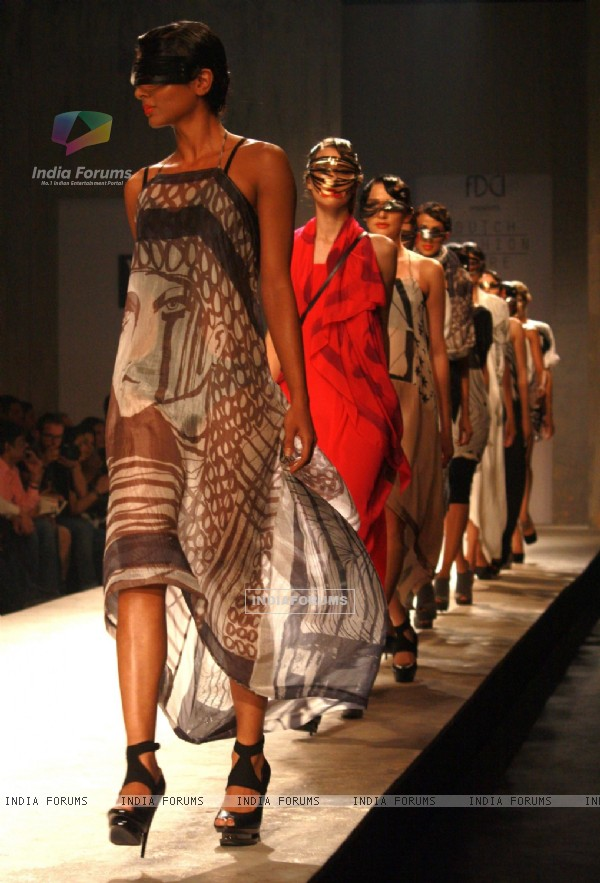 "Dutch Fashion Here & Now India Presents ""DIED"" Lifestyle India fashion week 2013"