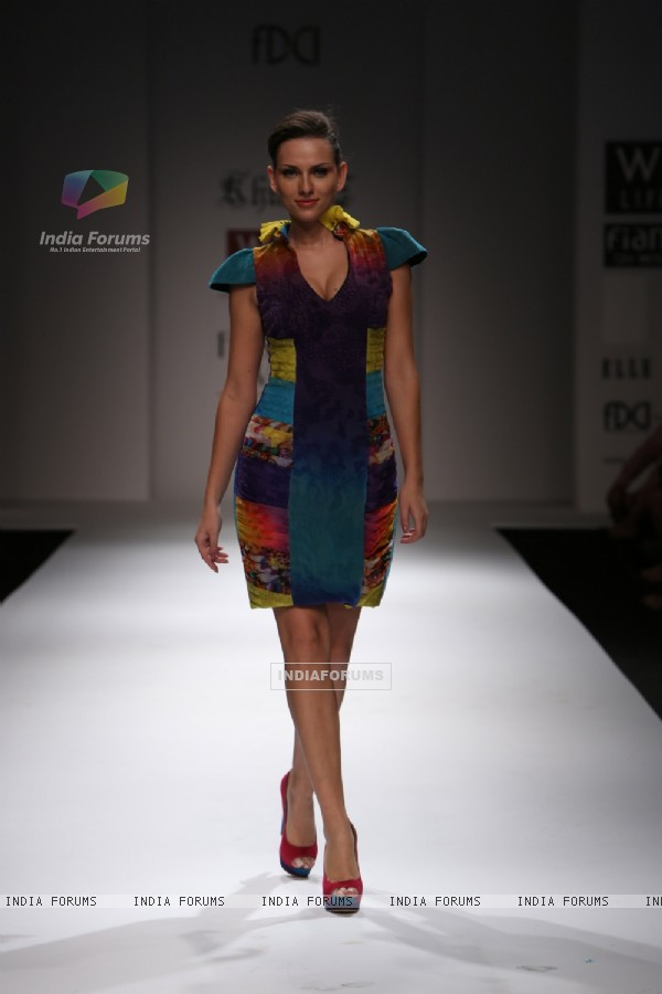 Khushi Z displayed her underwater life collection