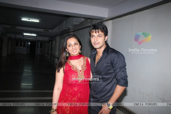 Munisha Khatwani and Akshay Sethi at Musical Concert organized by actor Gautam Chaturvedi