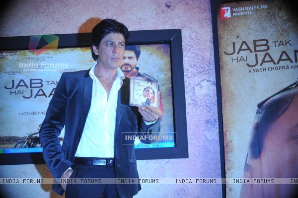 Shah Rukh Khan in video conferencing with Katrina Kaif launches song of film Jab Tak Hai Jaan