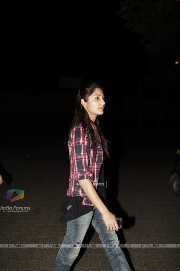 Anushka Sharma spotted at PVR