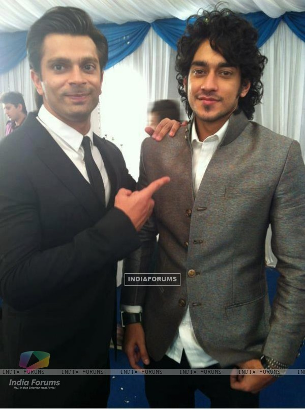 Karan and Rishab