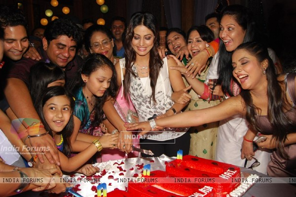 Celebs at the Rajan Shahi celebrations of 1000 episodes Milestone for Yeh Rishta Kya Kehlata Hai