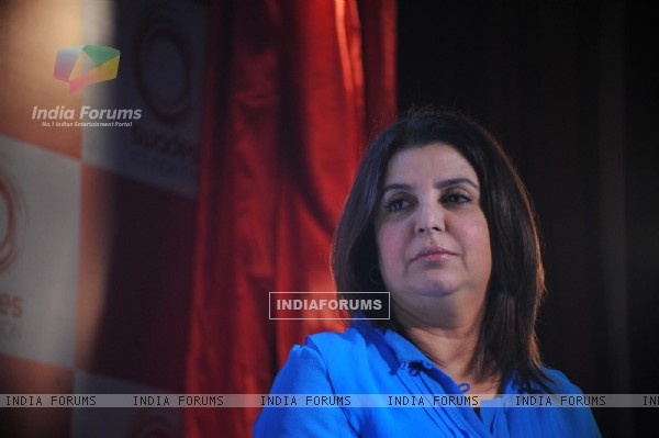 Farah Khan unveiled and supported for Swades Foundation