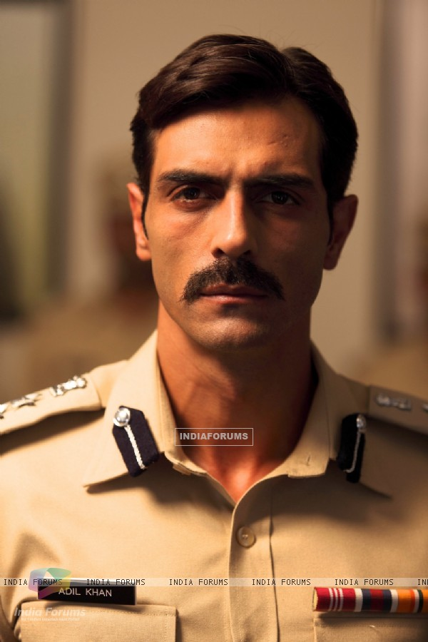 Chakravyuh Movie Still of Arjun Rampal.