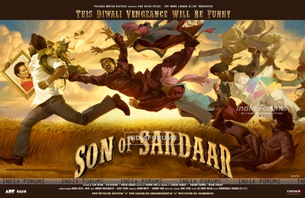 Son of Sardar (233140)