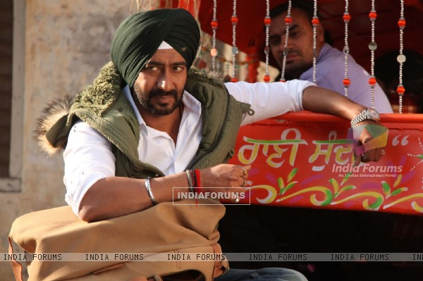 Ajay Devgn in Son of Sardaar (233144)