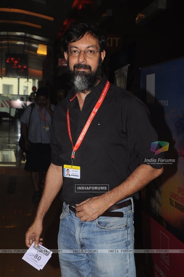 Rajat Kapoor grace 14th Mumbai Film Festival - Day 4