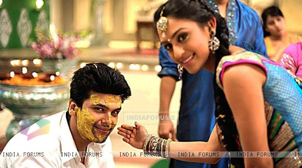 Kushal and Kryslte
