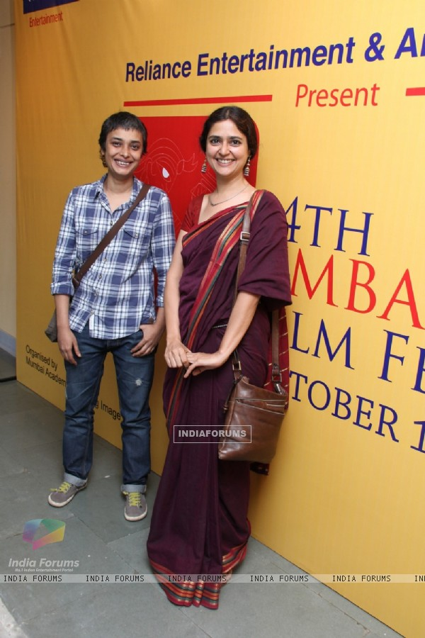 Reema Kagti & Geentanjali Rao at 14th Mumbai Film Festival enthralls one and all Day 6