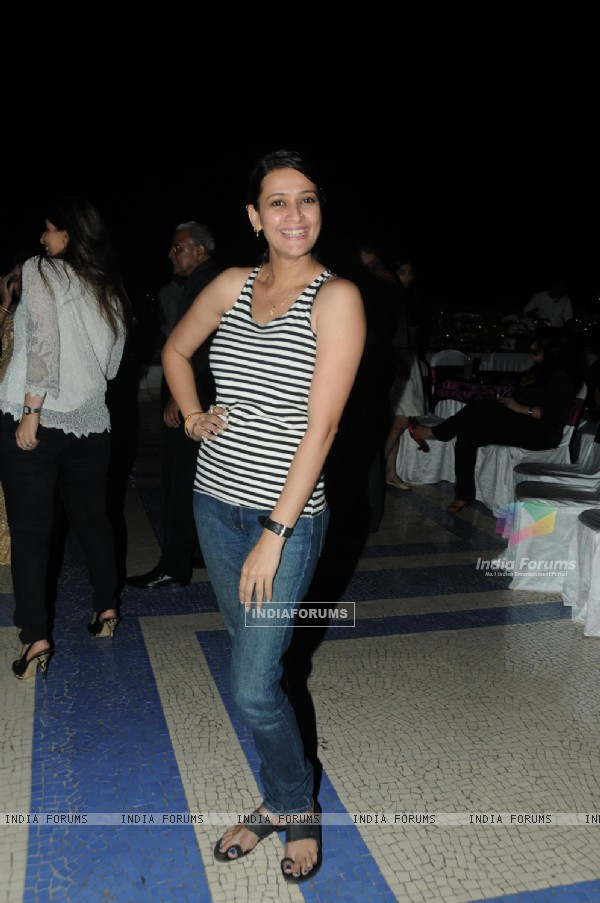 Jesse Kaur at Amy Billimoria B'Day Bash & Dashera Celebration at her home Terrace