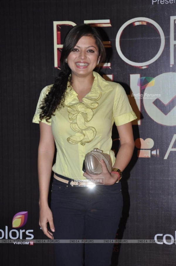 Drashti Dhami at Peoples Choice Awards 2012