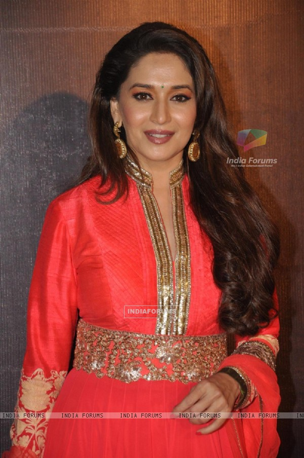 Madhuri Dixit at Peoples Choice Awards 2012