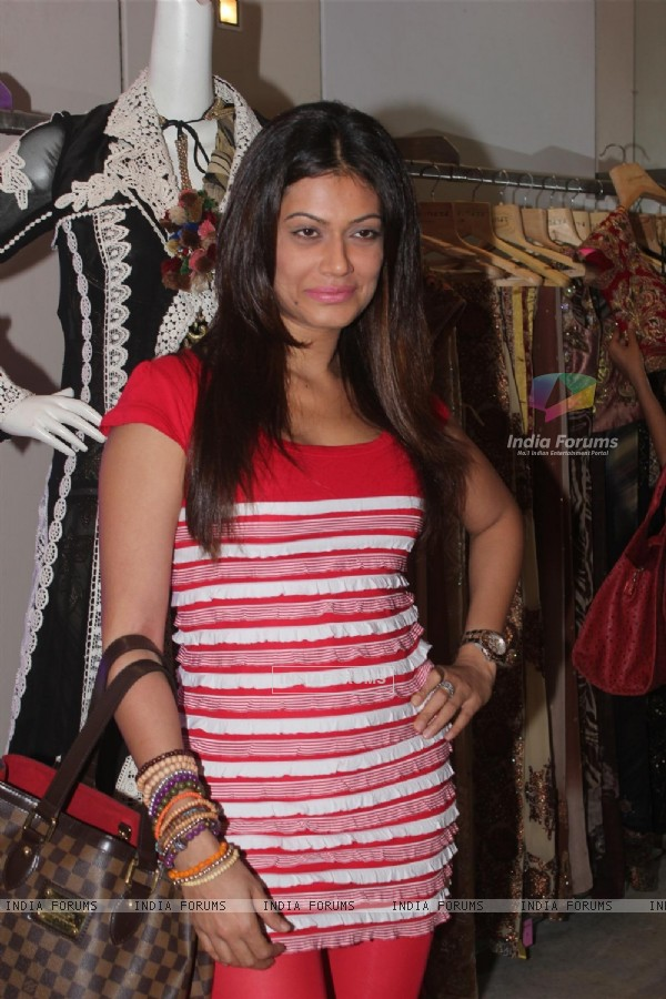 Payal Rohatgi at Kimaya Kick Starting Fashion For Festive Season