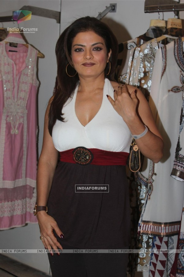 Sheeba at Kimaya Kick Starting Fashion For Festive Season