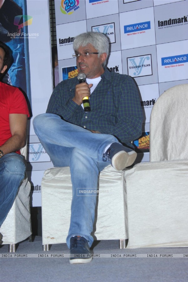 Vikram Bhatt at Film Raaz 3 DVD Launch