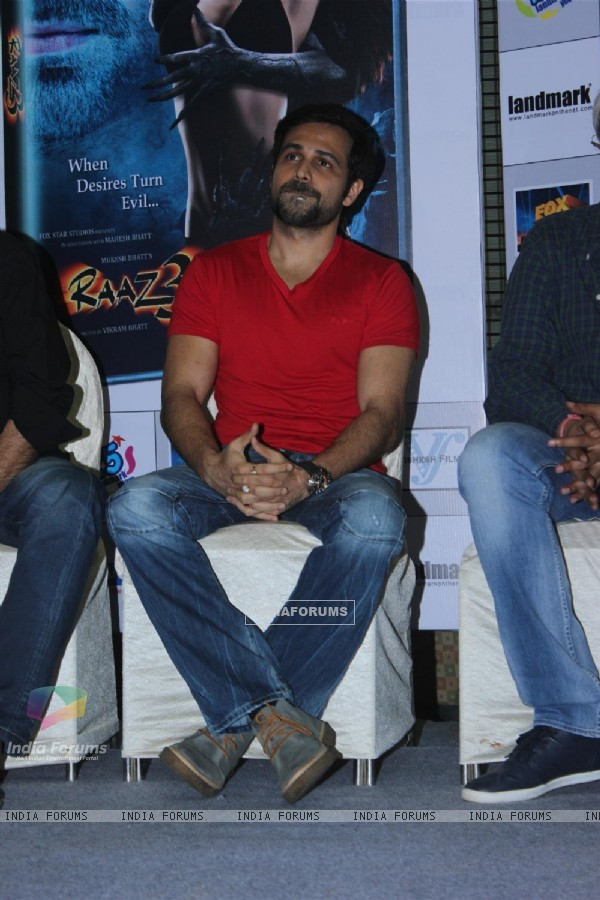 Emraan Hashmi at the launch of film Raaz 3 DVD (237852)