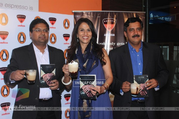 Barista Lavazza & Penguin Book India Brew A Story