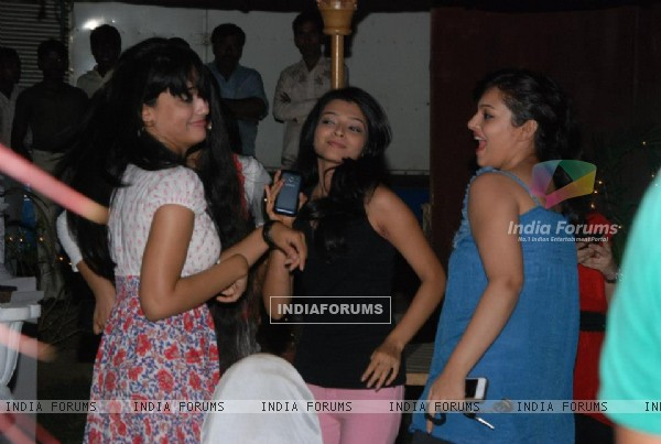 Neha at Launch QH Party