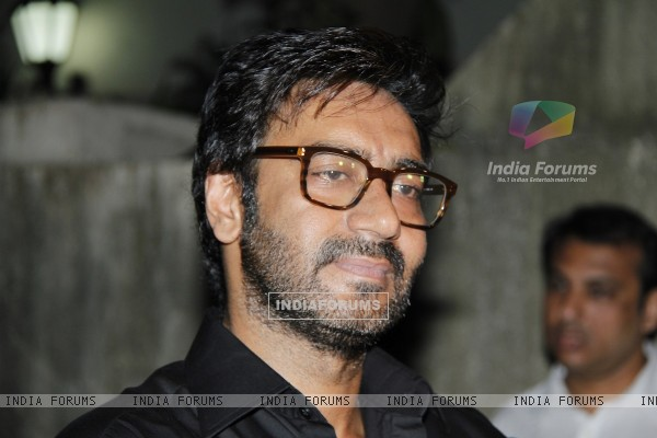 Ajay Devgan at Son of Sardar Special Screening at Ketnav