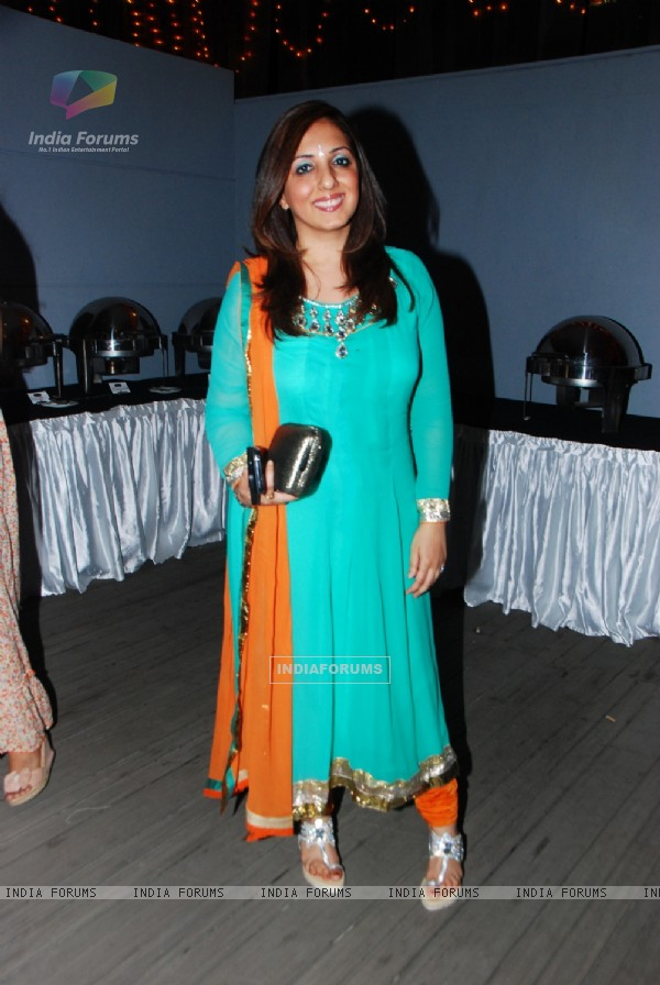 Munisha Khatwani at Sai & Shakti Anand launched their Production house Thoughtrain Entertainment