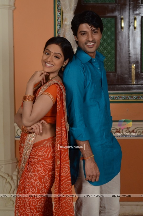 Images Of Anas Rashid In Diya Aur Baati Hum