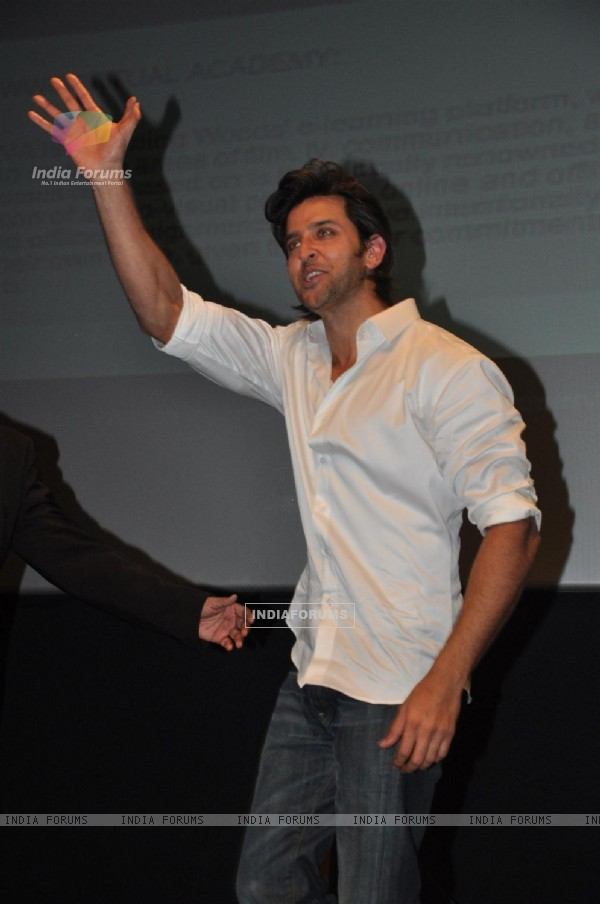 Hrithik Roshan Launches India First Online Film Making Courses