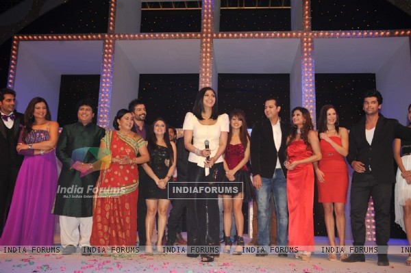 Launch of 'Nach Baliye Season 5'
