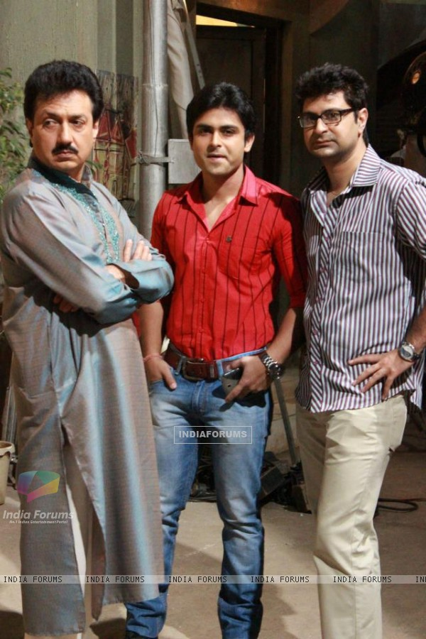 Shoaib Ibrahim, Vishal and Adarsh Gautam