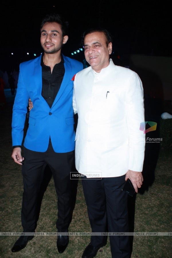 Bollywood stars at Parvez Lakdawala's Daughter Wedding Ceremony