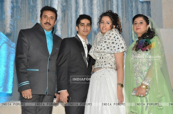 Parvez Lakhadawala Daughter's wedding