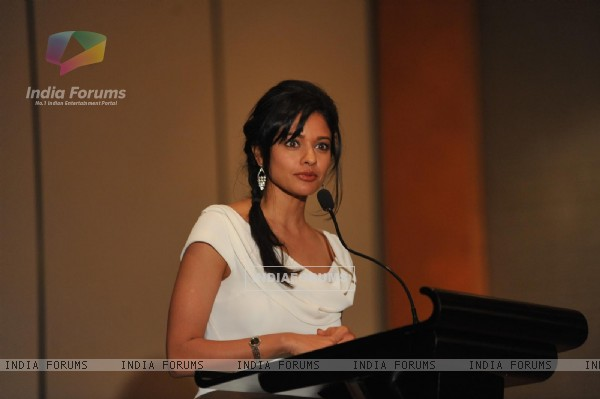 Pooja Kumar at Film Vishwaroop press meet