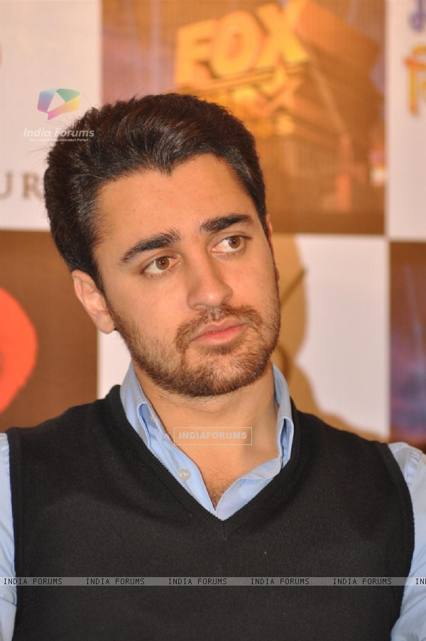 Imran Khan at Press Meet Film Matru ki Bijlee ka Mandola