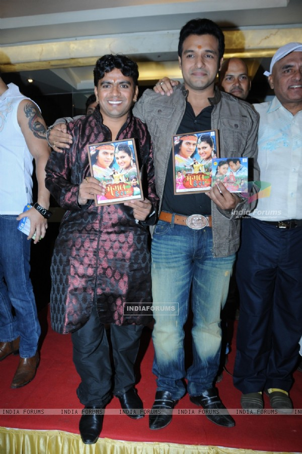 Udit Narayan launches Dashrath Rathod's Mangal phera