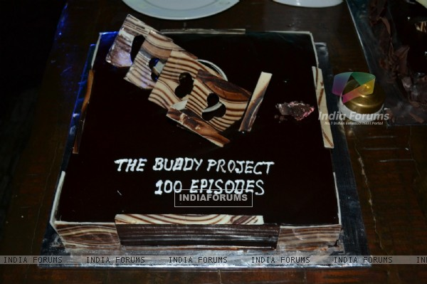 Buddy Project 100 episodes party