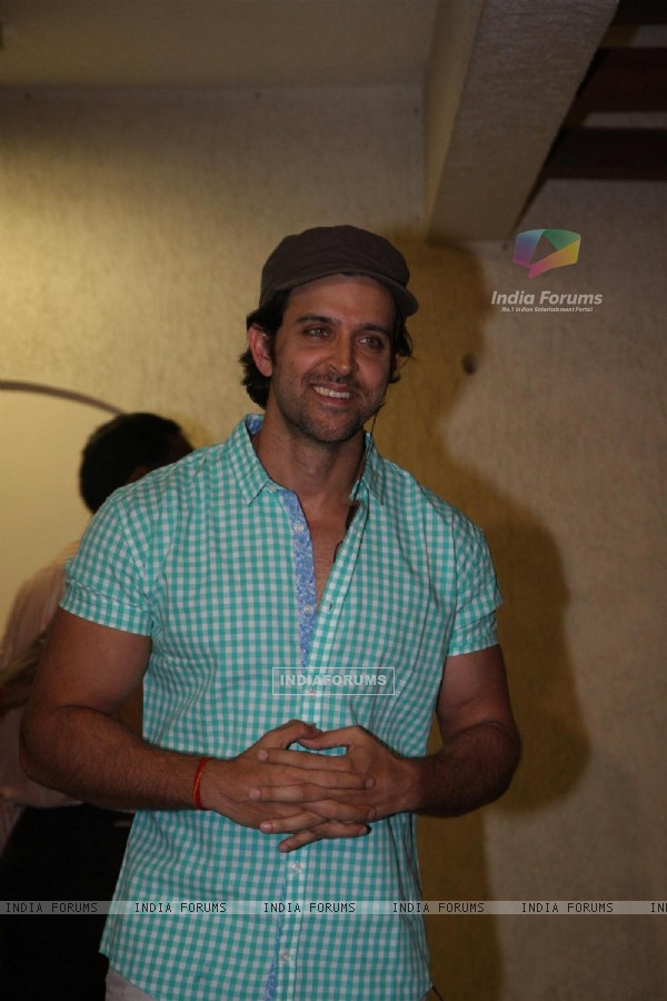 Hrithik Roshan Birthday Party