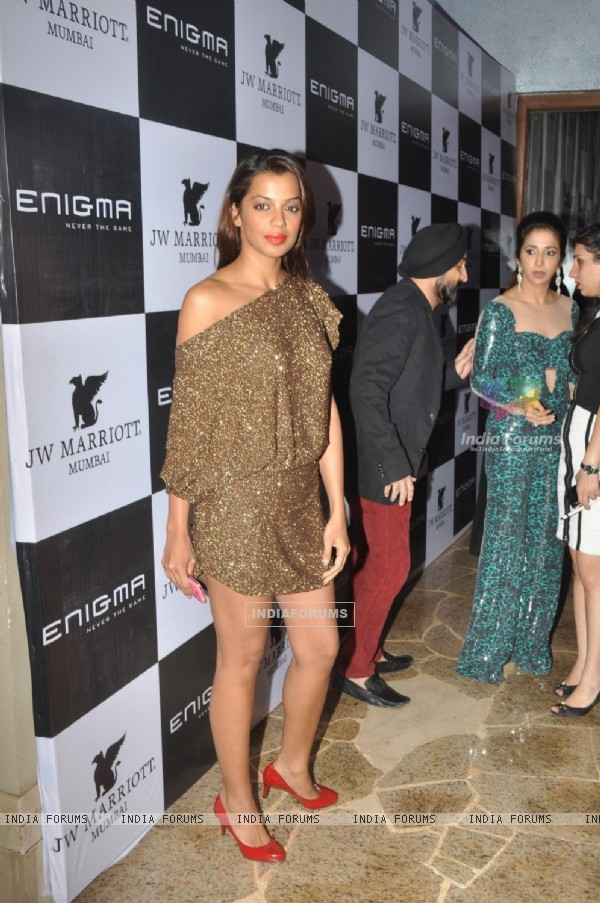 Enigma launch party hosted by Krishika Lulla