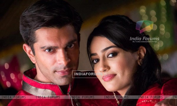Asad and Zoya in a Wedding