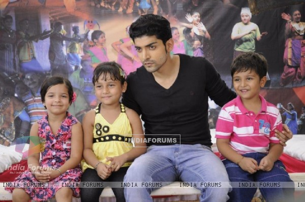 Gurmeet as Yash Scindia in a scene from Punar Vivah