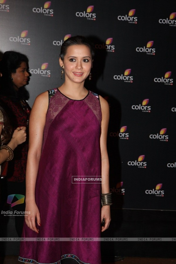 Isha Sharvani at the 4th anniversary party of COLORS Channel