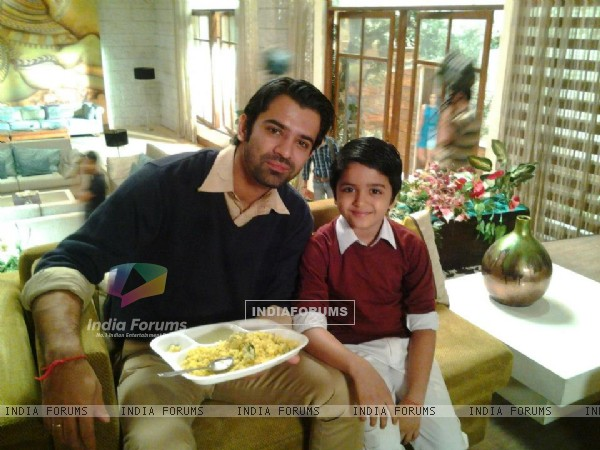 Vishesh and Barun