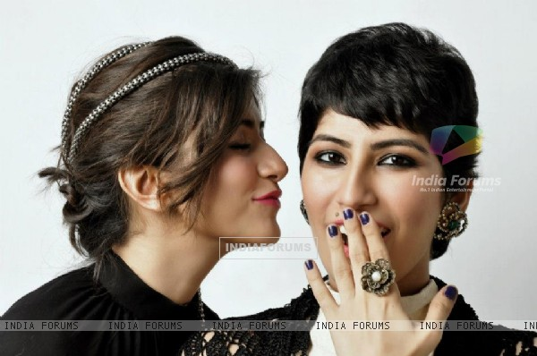 Syra and Palwasha Yousaf