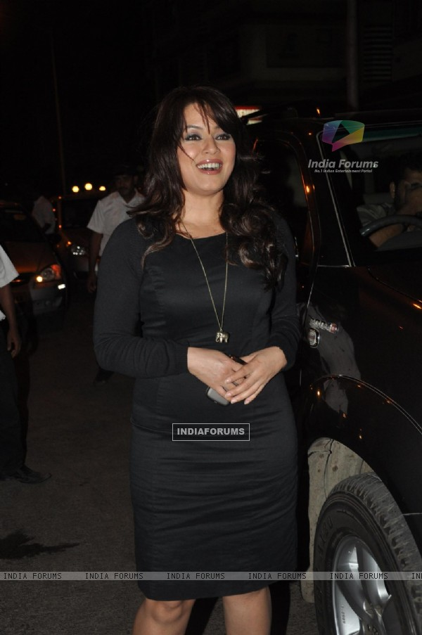 Mahima Choudhary at Anuradha Sawhney's book The Vegan Kitchen Bollywood Style launch