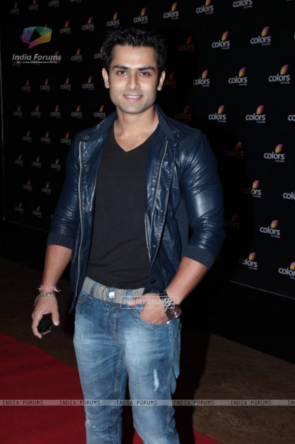 Shoaib in Colors annual celebration