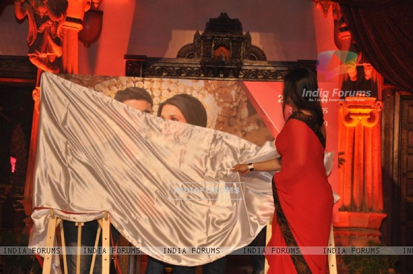 Rani Mukherjee launches Sanjay Leela Bhansali's new show Saraswatichandra on Star Plus