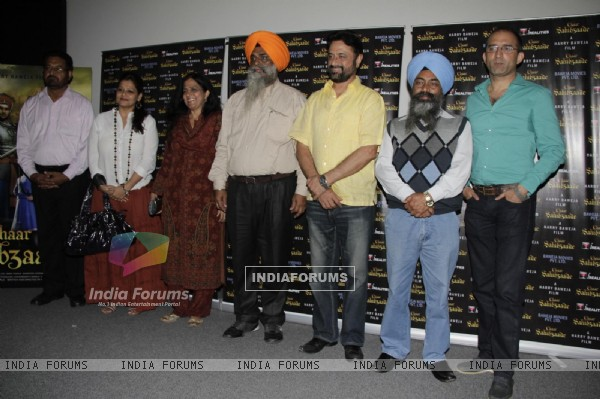 First Look Animation Film Char Sahibzade in S-3D