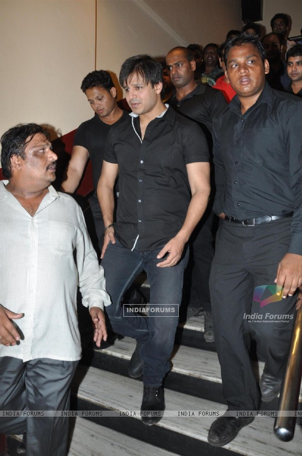 Vivek Oberoi at Film Zilla Ghaziabad Promotion